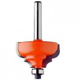 CMT C945 Profilová fréza s ložiskem - R6,4-4,8 D35x18,5 S 8 HM