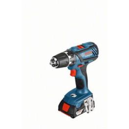 Aku vrtačka Bosch GSR 18-2-LI Plus 2x2,0 Ah 06019E6120\r\n\r\n