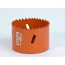 Korunka bimetalová BAHCO 37mm - děrovka,  vrtací pila Sandflex