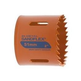 Korunka bimetalová BAHCO 102 mm - děrovka, vrtací pila Sandflex